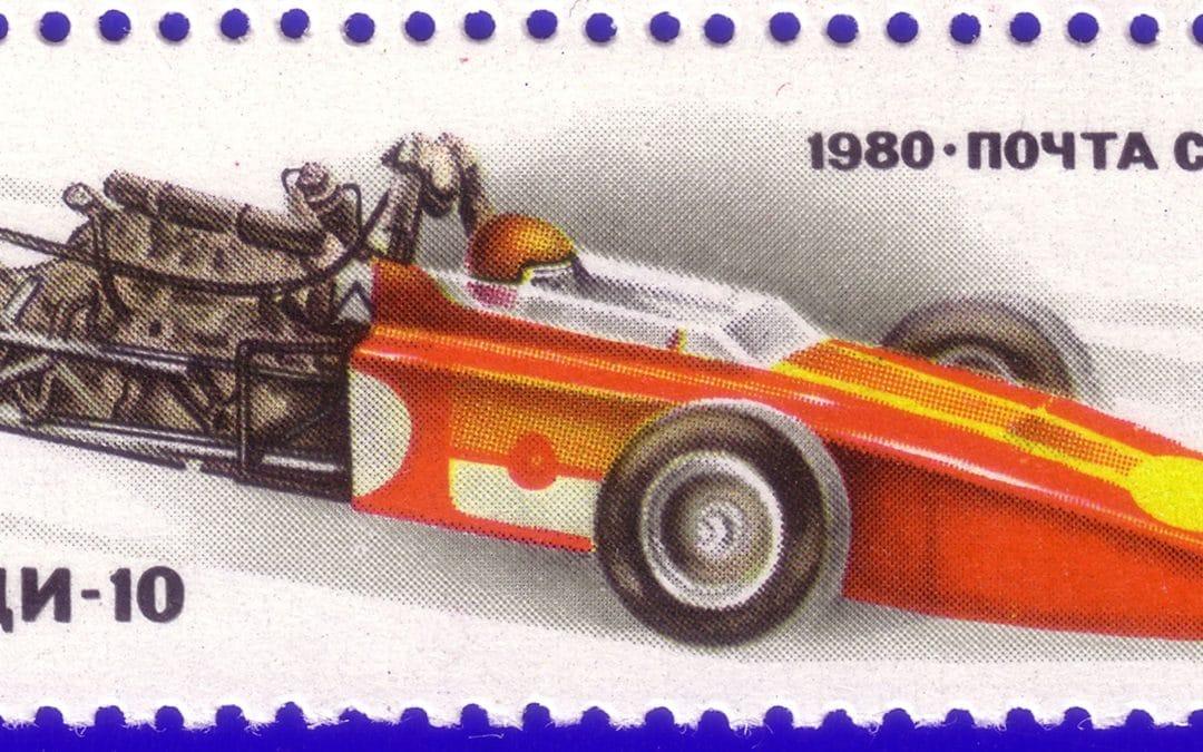 Cuando la Fórmula 1 derribó el telón de acero