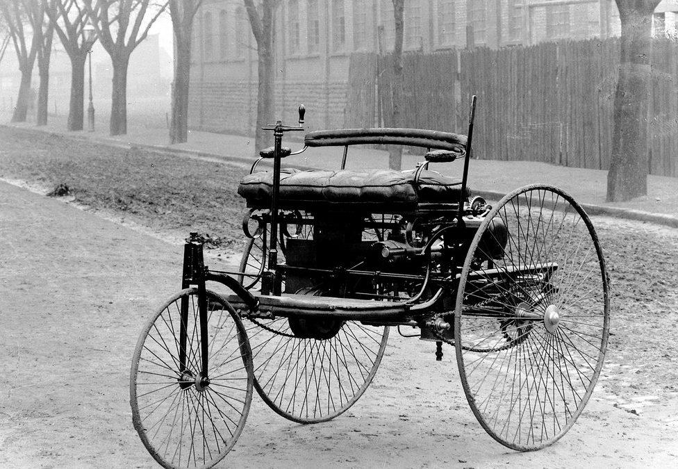 Benz: El origen de todo