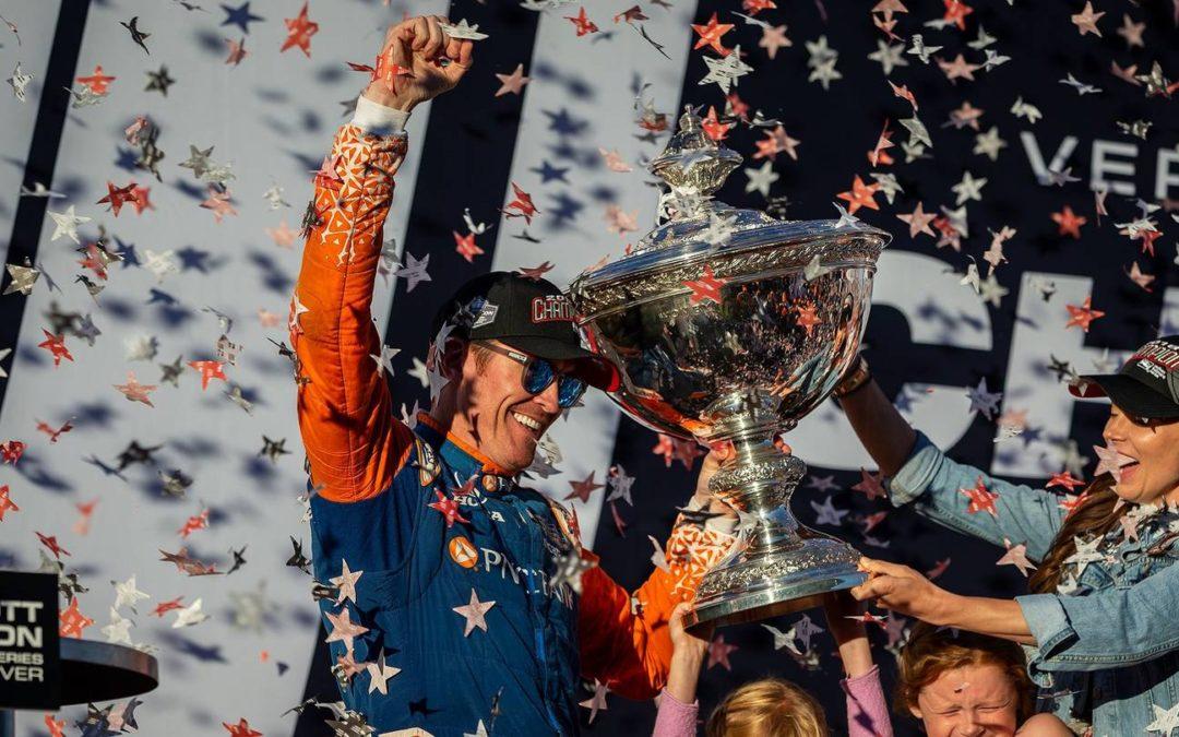 Scott Dixon, leyenda de la IndyCar