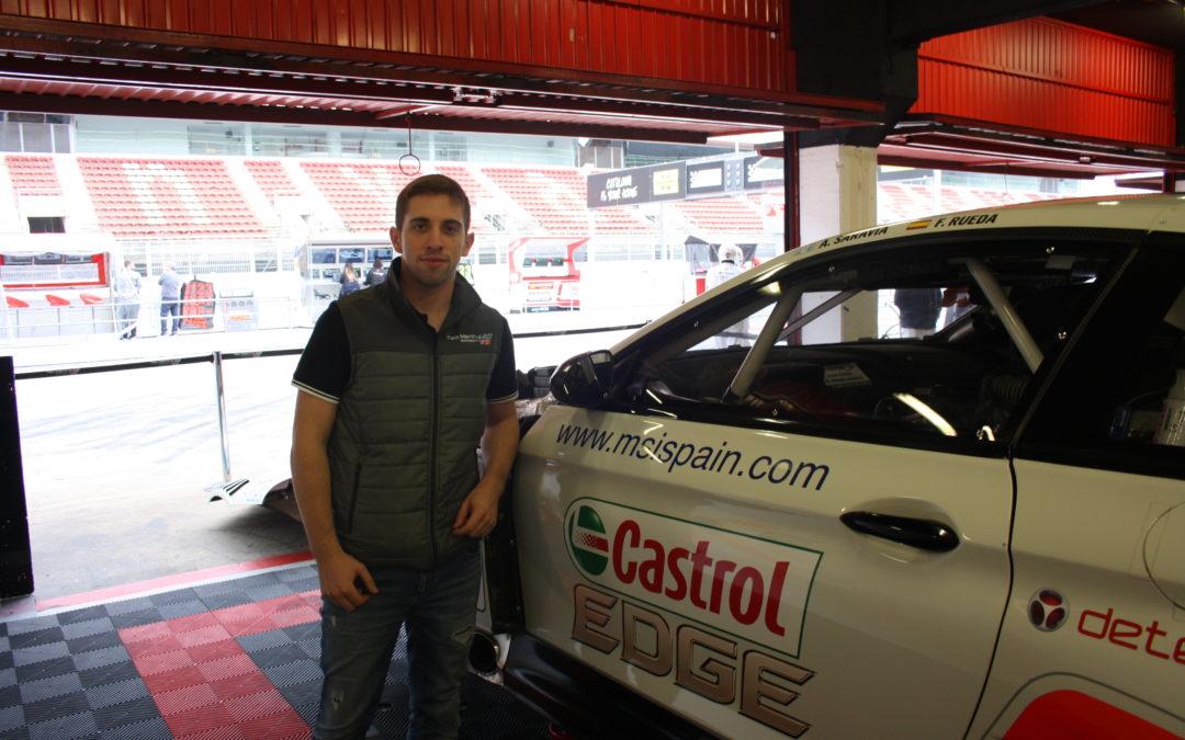 Entrevista a Fran Rueda: «Me gustaría correr todas la carreras de renombre de los GT»