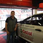 """Entrevista a Fran Rueda: """"Me gustaría correr todas la carreras de renombre de los GT"""""""