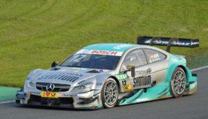 Mercedes en el DTM: Una aventura que llega a su fin