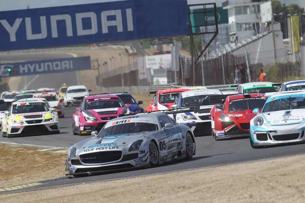 El CER-GT llega a Montmeló para cerrar la temporada