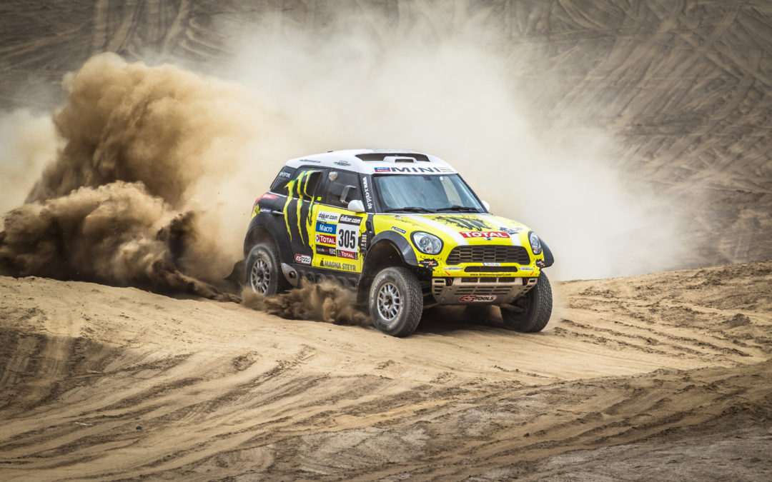 Arranca el Rally Dakar 2019