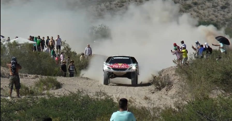 El Dakar más abierto: Buggy vs 4×4