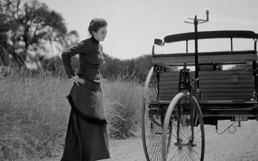 Bertha Benz: La pionera