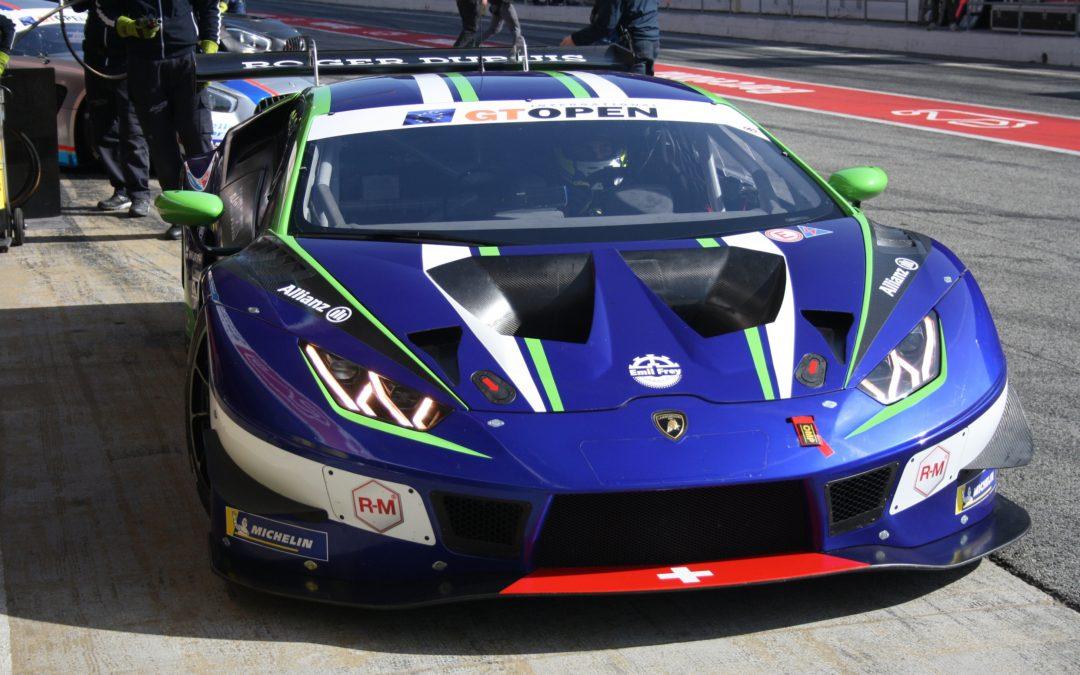 """Albert Costa: """"El Lamborghini te trata con mucha dulzura"""""""