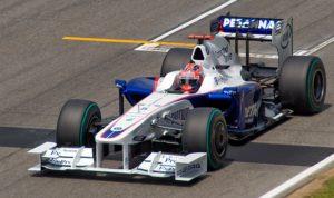 Diez años de electricidad en Formula 1
