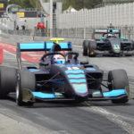 La FIA F3 calienta en Montmeló