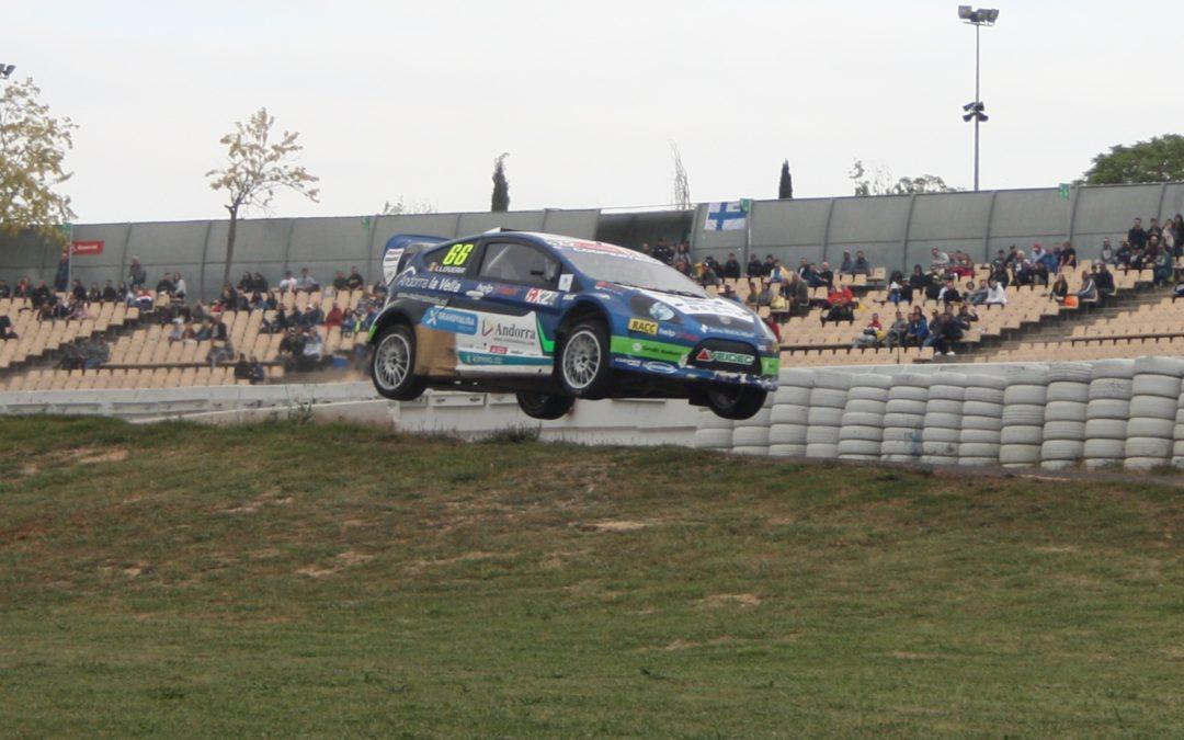 """Albert Llovera: """"Correr en coches es muy parecido a esquiar"""""""