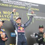 Timmy Hansen gana el RallyCross de Cataluña