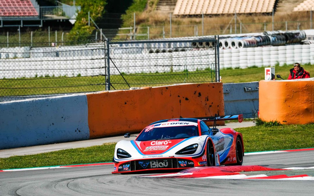 Fran Rueda: «Ser piloto de McLaren ha sido siempre mi sueño»