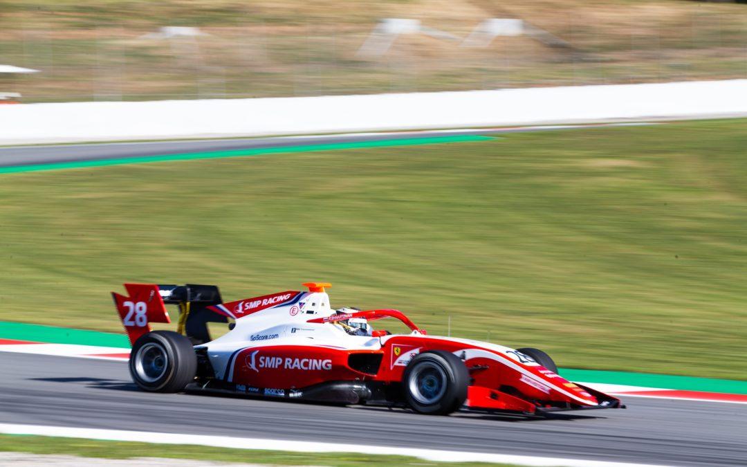 Robert Shwartzman gana la primera carrera de la nueva Fórmula 3