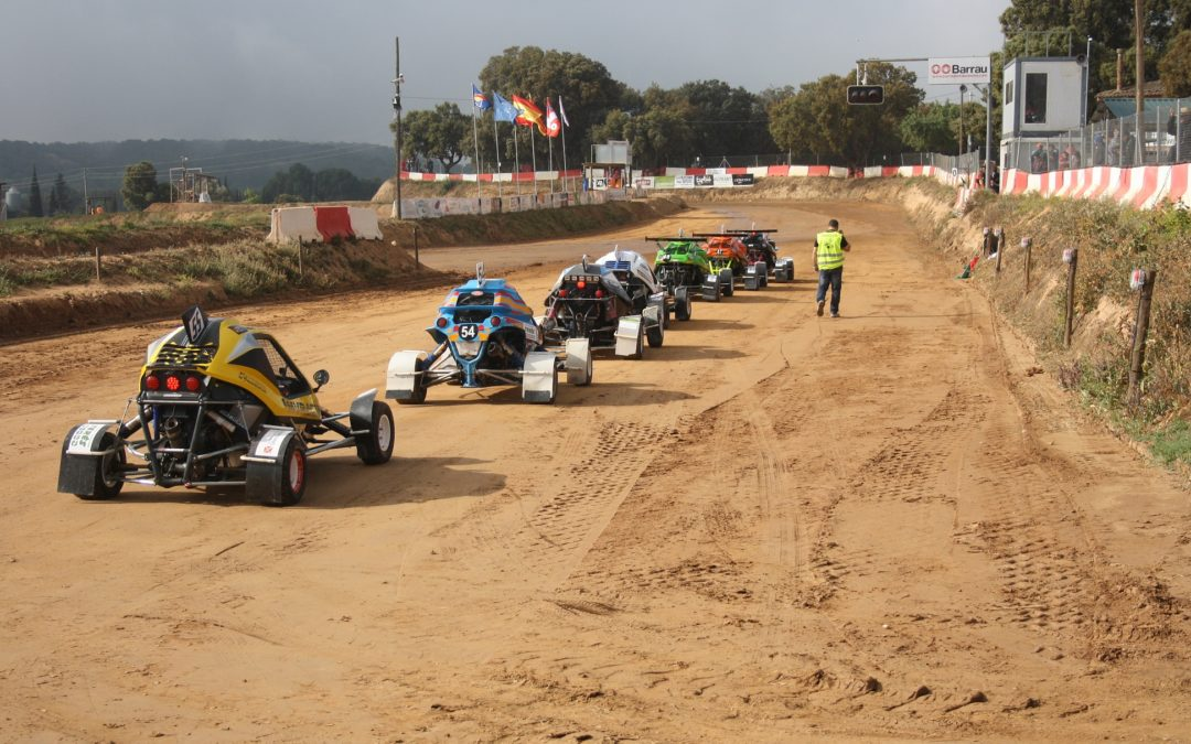 Esplús, capital del Autocross