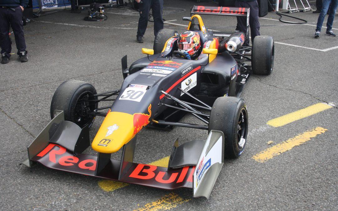 Liam Lawson: «Es muy emocionante competir en Pau»
