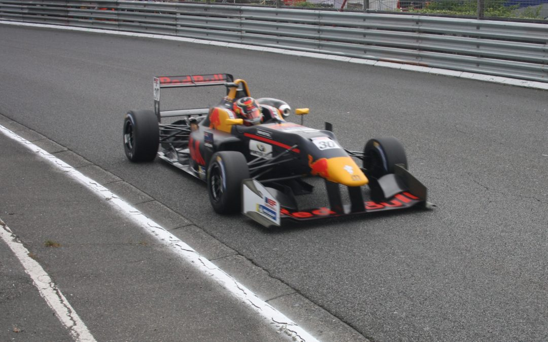 Triplete de Motopark en la primera carrera de la Eurofórmula Open en Pau