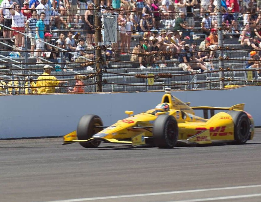 Indy 500: Drivers, start your engines