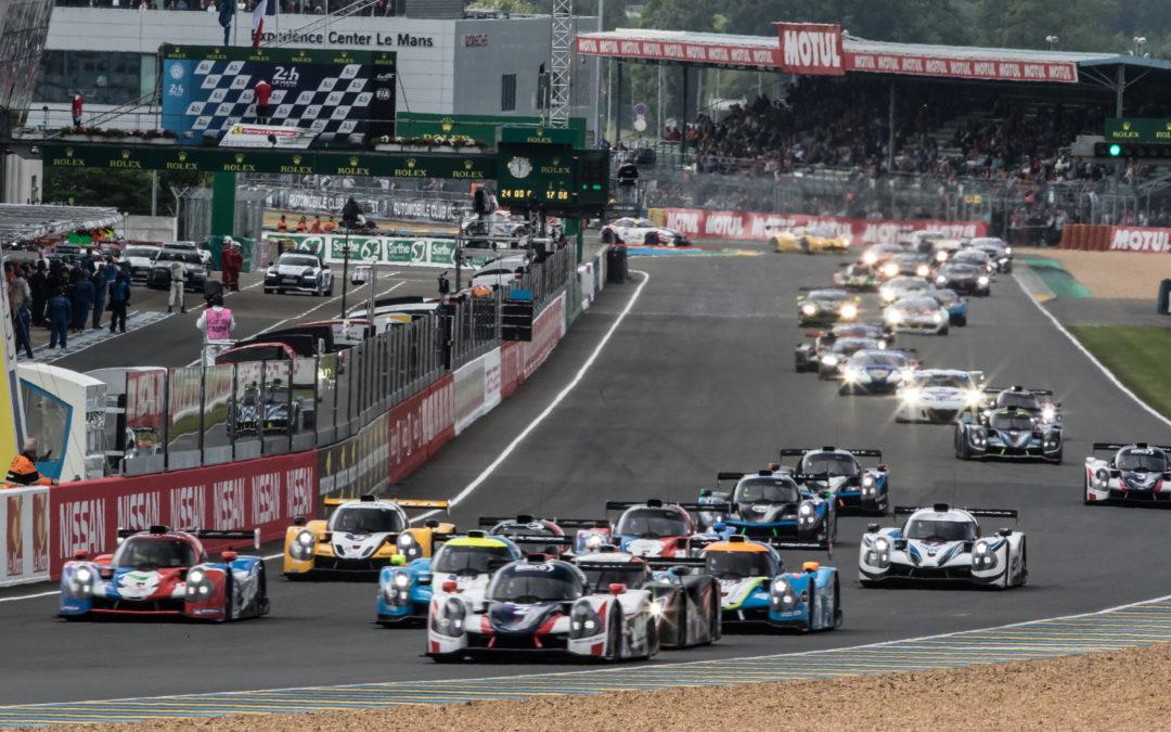 Le Mans: las carreras del pasado, en el futuro
