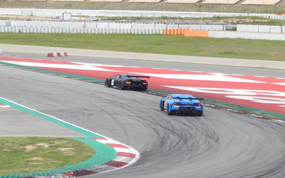 Sábado de carreras en Montmeló