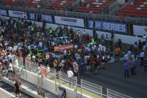 Barwell Motorsport gana las 24 Horas de Barcelona