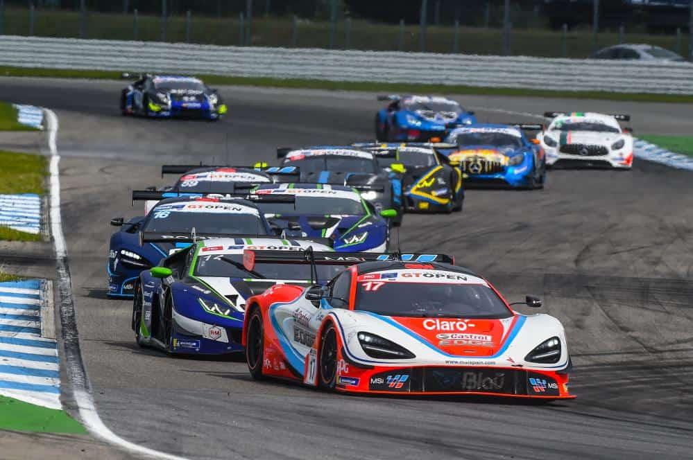 Máxima igualdad en el International GT Open