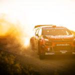 Loeb duerme líder tras el primer día en el RallyRACC