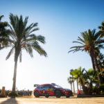 Neuville manda en la segunda jornada del RallyRACC