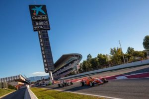 Franco Colapinto se proclama campeón en el primer día del Racing Weekend en Montmeló