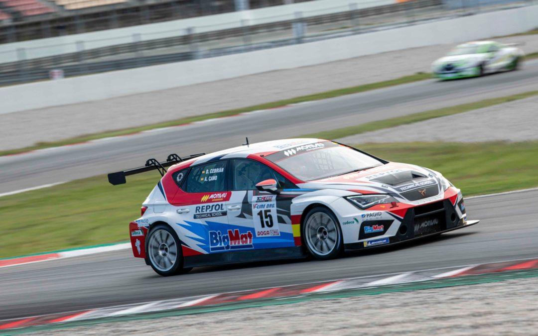 Alba Cano cierra el último Racing Weekend sentenciando el campeonato