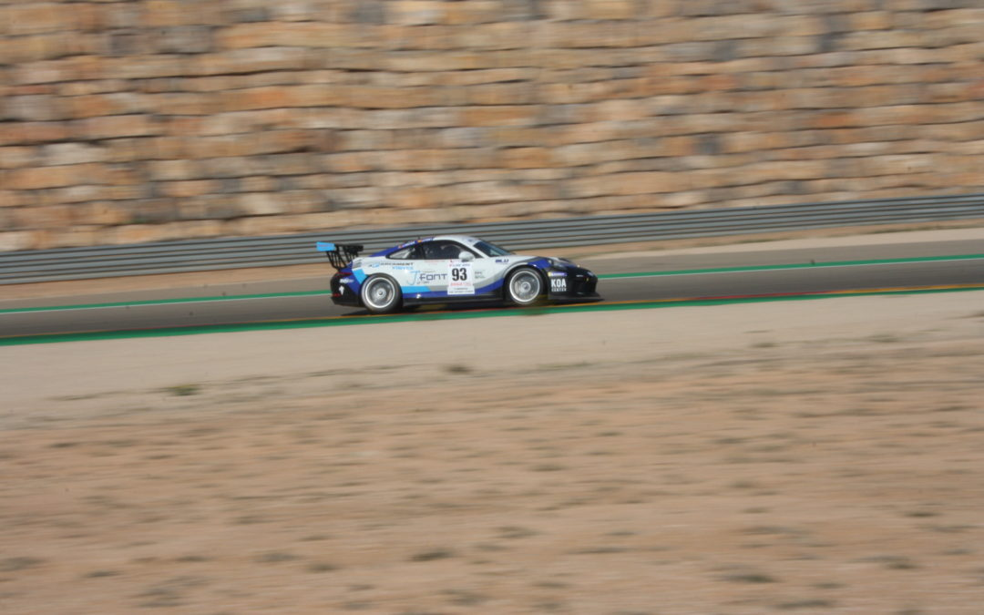 Baporo Motorsport gana los 500 Km de Alcañiz