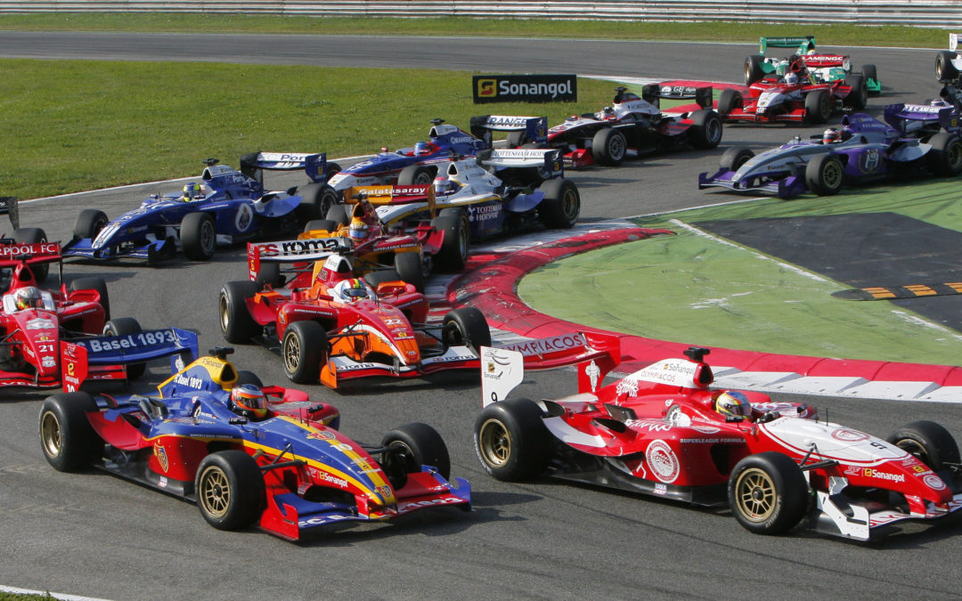 Recordando la A1GP y la Superleague Formula