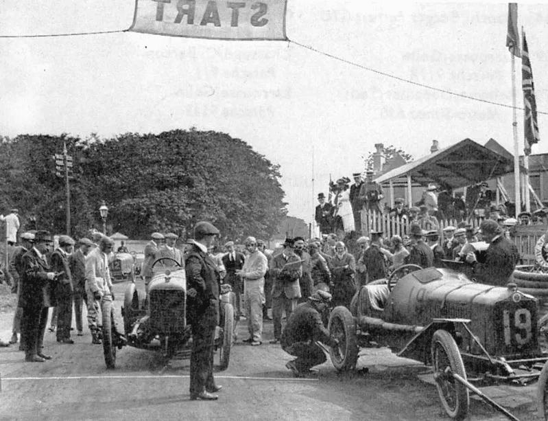 Cuando la isla de Man también era para coches