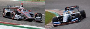 Jugando a comparar la IndyCar y la Super Formula