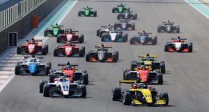 La amalgama de campeonatos de Fórmula 3
