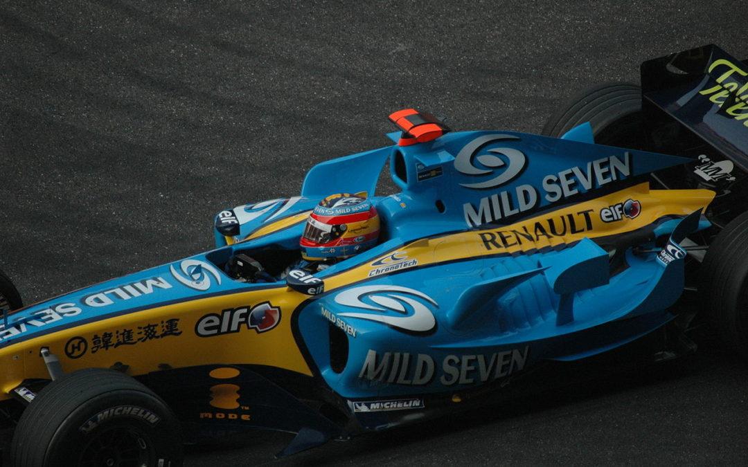 Campeones del Mundo multidisciplina: Fernando Alonso