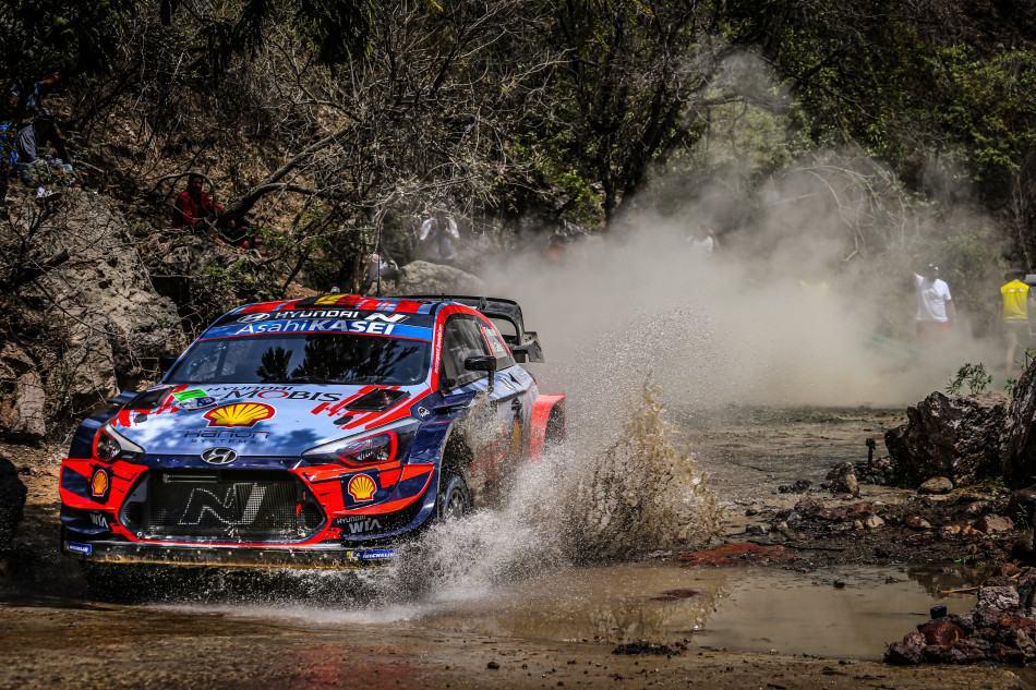 El WRC sigue a la espera de reanudar la temporada