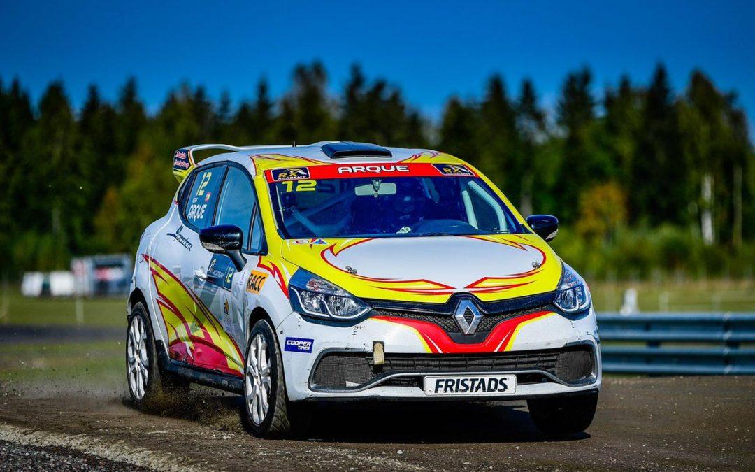Entrevista a Pepe Arqué: «Estoy centrado en el carcross y el rallycross»