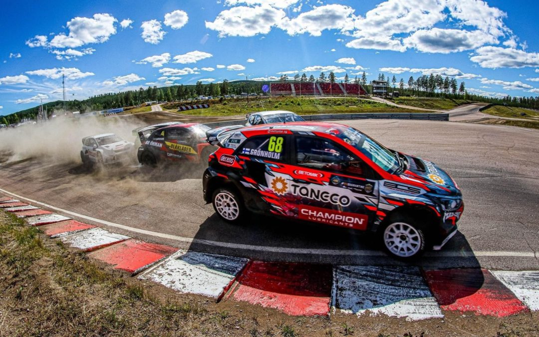 El rallycross vuelve a la acción en Höljes