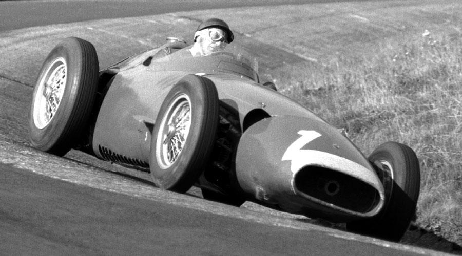 El día que Fangio dominó Nürburgring