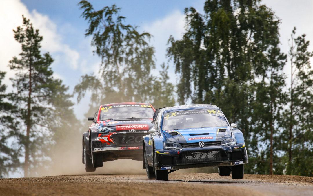 GRX Taneco pone contra las cuerdas a Kristoffersson en Kouvola