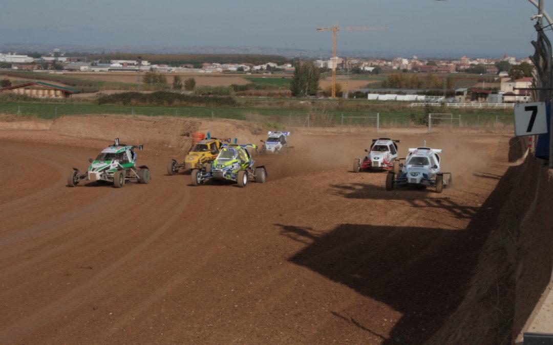 Mollerussa abre el espectáculo del autocross