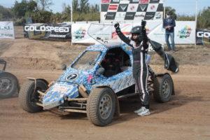 Iván Piña domina en Mollerussa con victoria en casa de Ares Lahoz