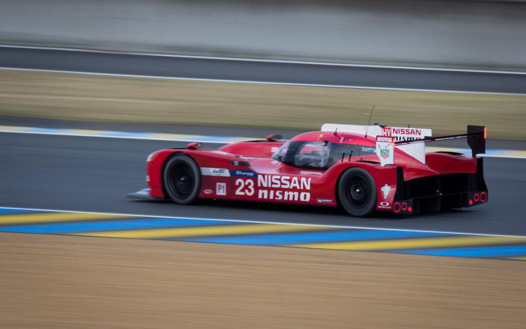 Nissan GT-R LM Nismo: el bicho raro de Le Mans