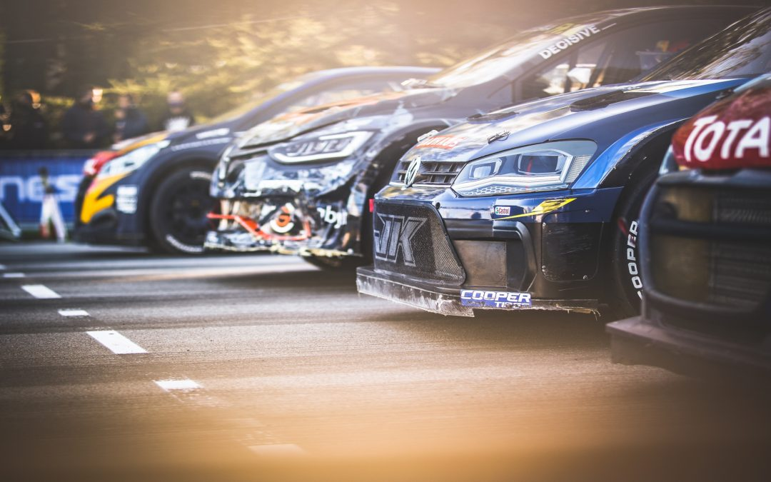El World RX se despliega con una doble cita en Barcelona