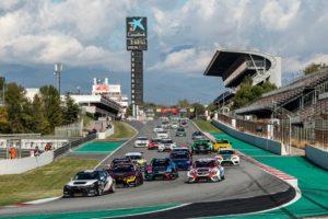 Monoplazas, turismos y GT vuelven a verse las caras en el Racing Weekend de Barcelona