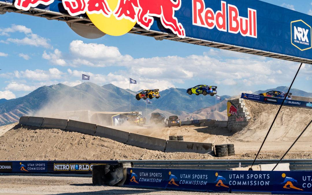 La expansión del Nitro Rallycross