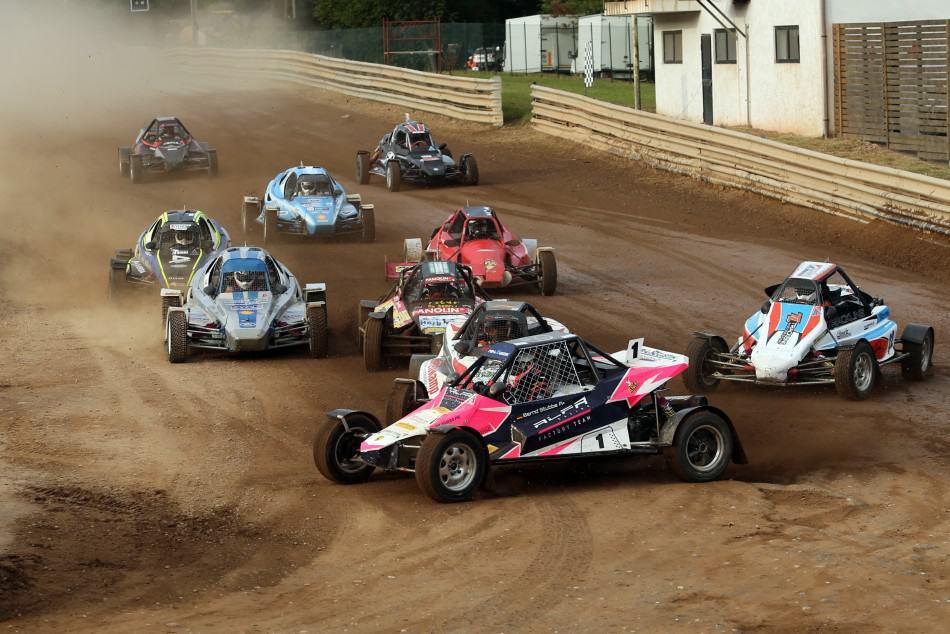 Los europeos de autocross y carcross de 2021 van tomando forma