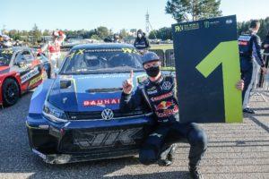 Johan Kristoffersson alcanza el tricampeonato sin fiesta final