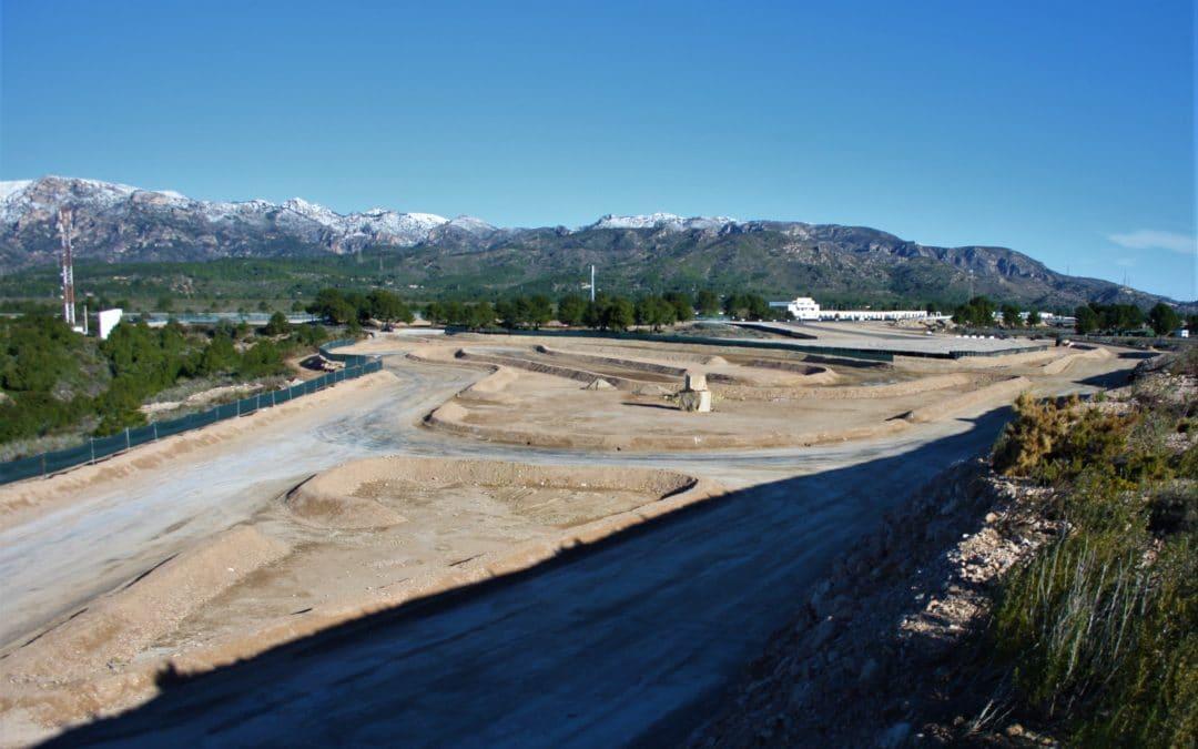 Circuitos de rallycross en España: Circuit Calafat