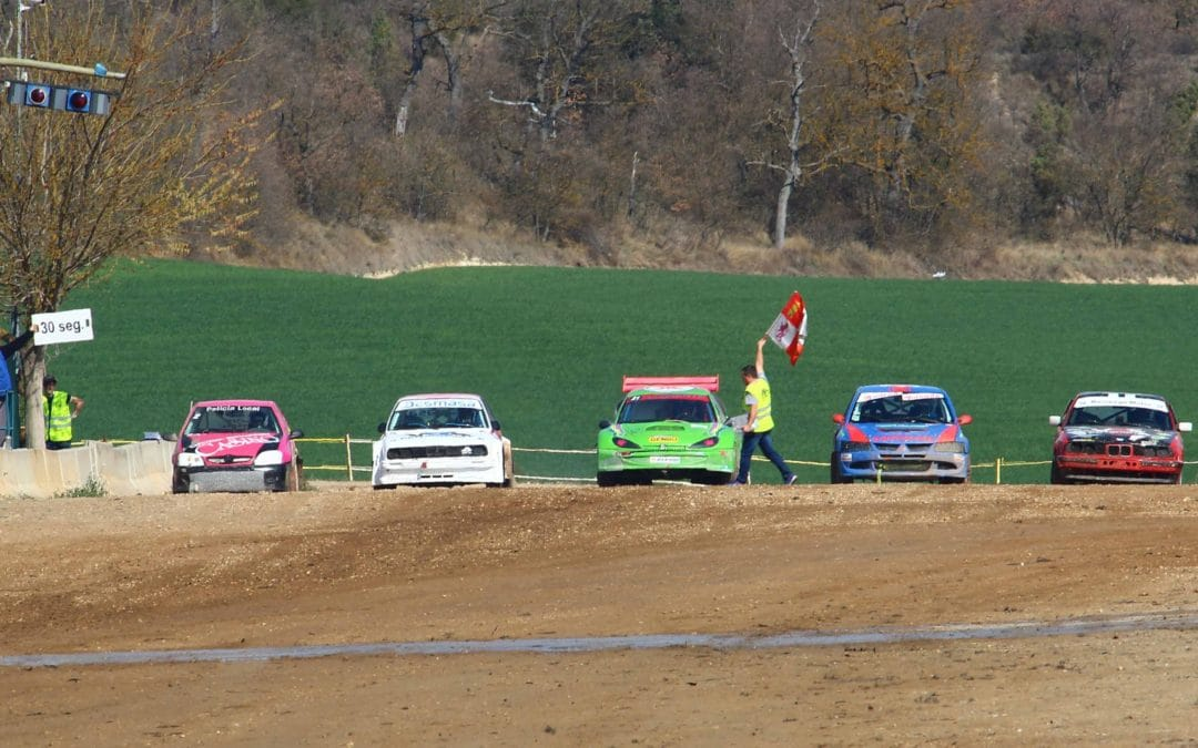 Circuitos de rallycross en España: Circuito Antonio Vadillo – Miranda de Ebro